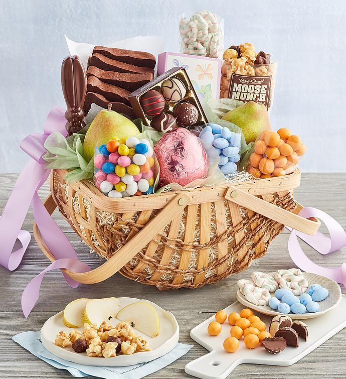 easter-candy-basket-gift 4 Things You Can Gift for Easter