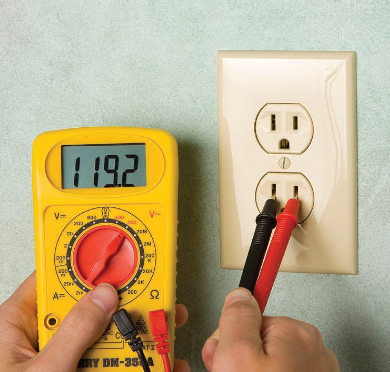 home-electricial-safity-Check-the-Voltage-of-Outlets 5 Things You Can Do to Check Your Electrical Safety at Home