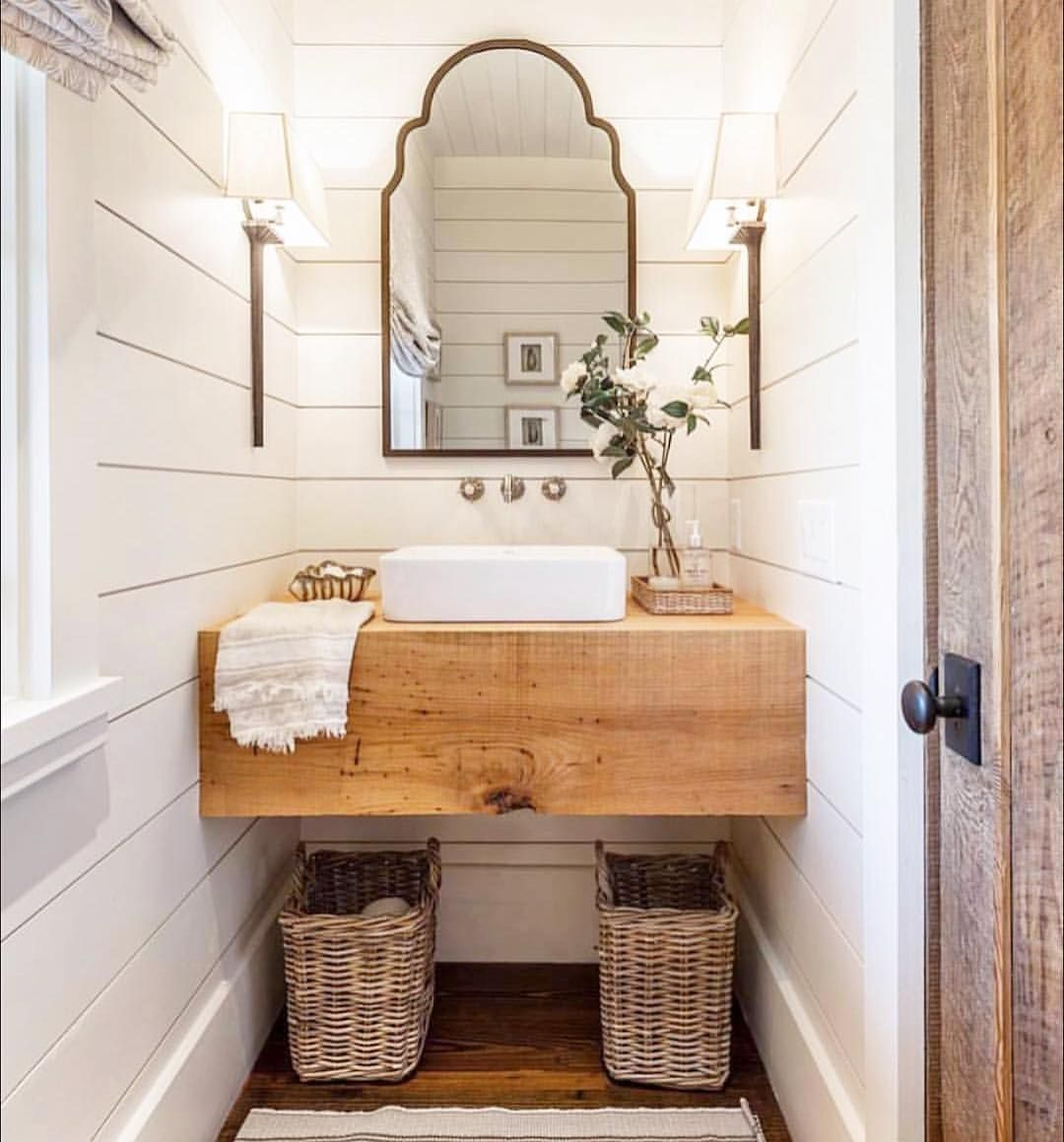 mirrored-vanity-1 Best +60 Ideas to Enhance Your Bathroom's Luxuriousness