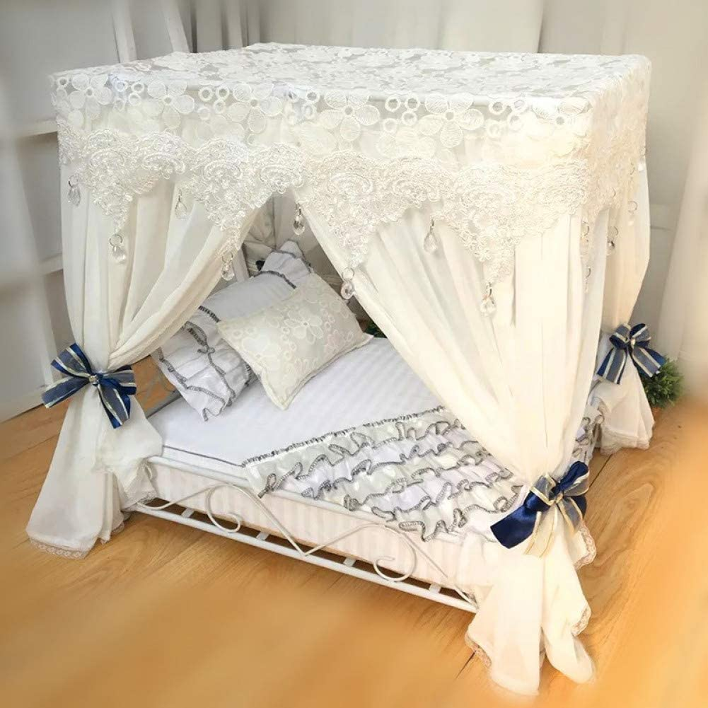 royal-bed.-1 +80 Adorable Dog Bed Designs That Will Surprise You
