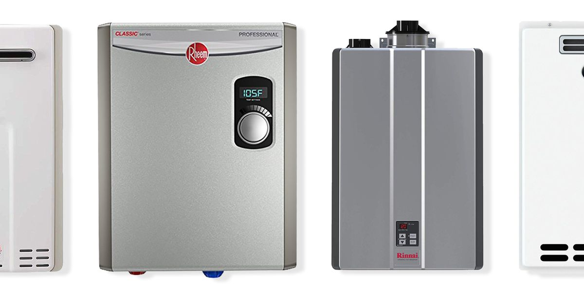 tankless-water-heaters Water Heaters- Which Type Is the Right One for Your Home?