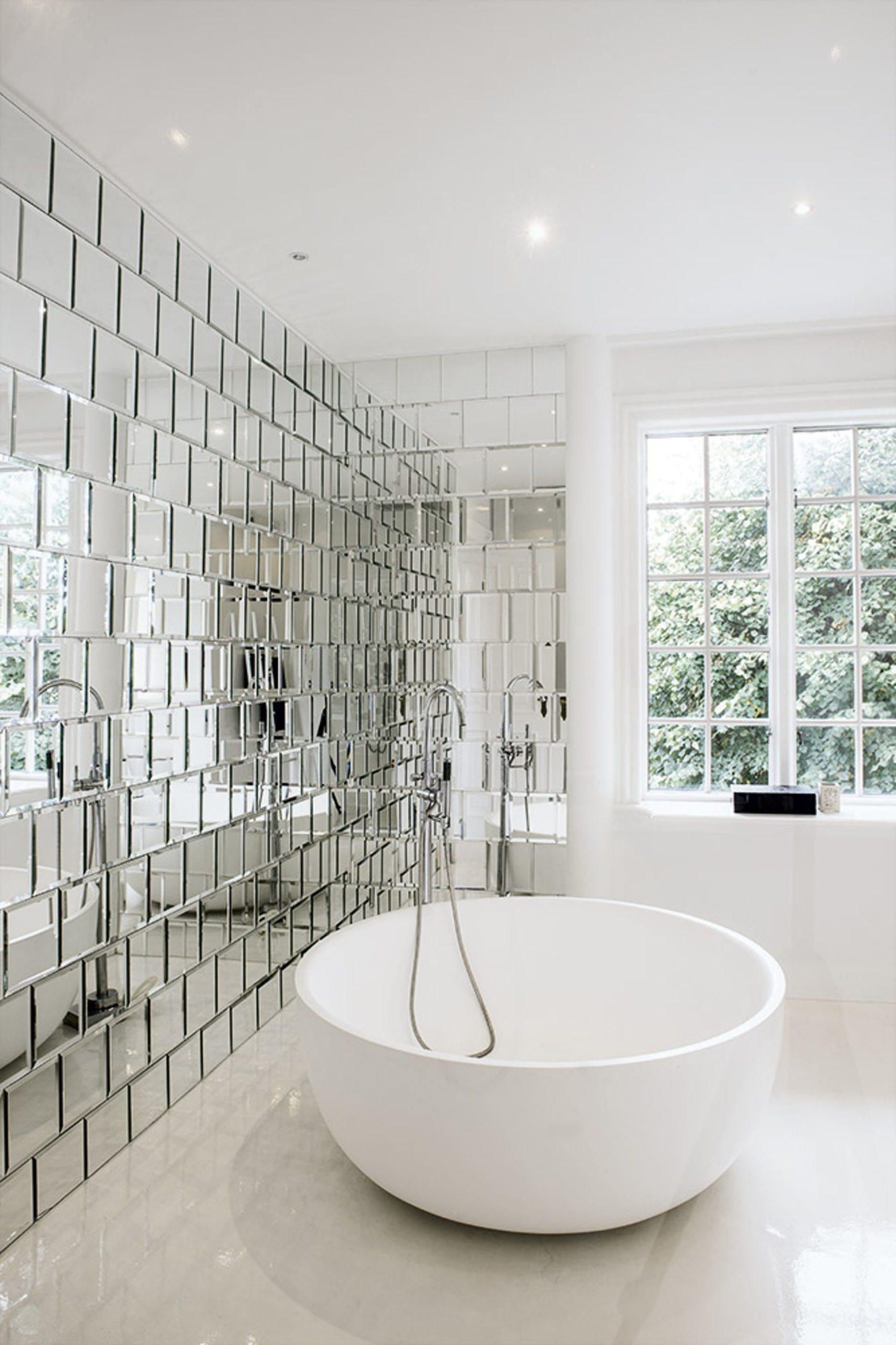 tile-mosaics.-scaled Best +60 Ideas to Enhance Your Bathroom's Luxuriousness