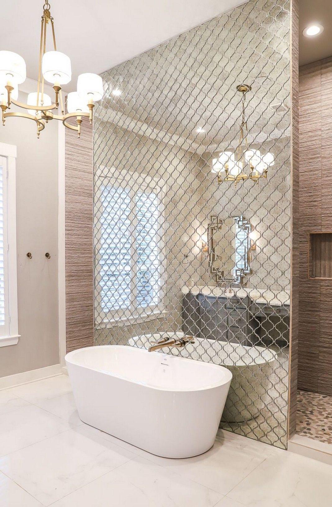 tile-mosaics..-1 Best +60 Ideas to Enhance Your Bathroom's Luxuriousness