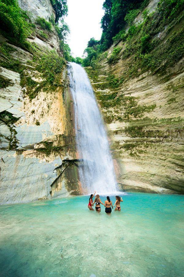 waterfalls-in-Samboan-2 Things I Didn't Know about Cebu