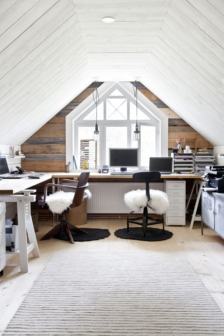 Attic-office Electric Standing Desks: Which Type Is the Right One for Your Home Office?