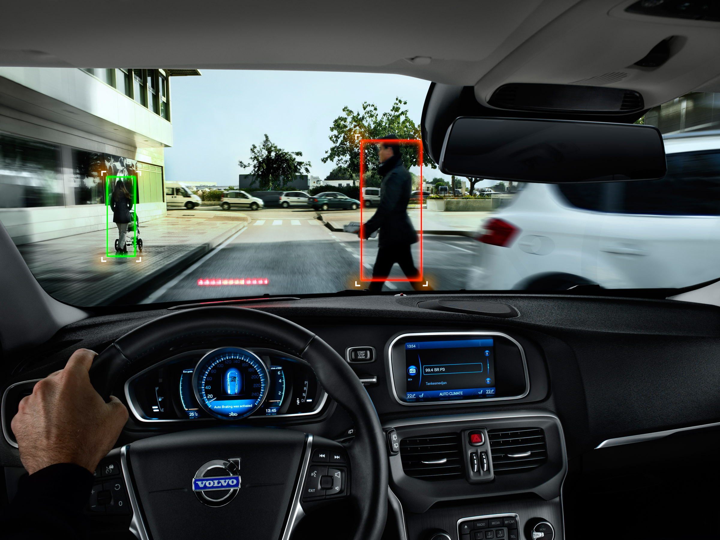Auto-brake-system 5 Surprising Reasons Tech Lovers Should Shop Used Cars