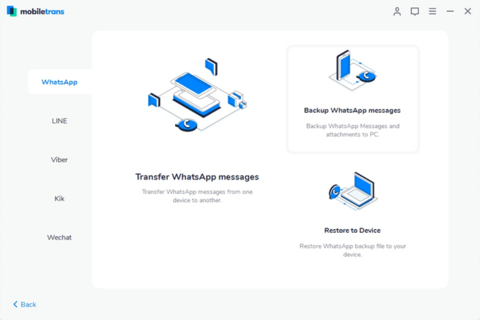 Backup-WhatSapp-messages MobileTrans Software Review - Does Wondershare MobileTrans work?
