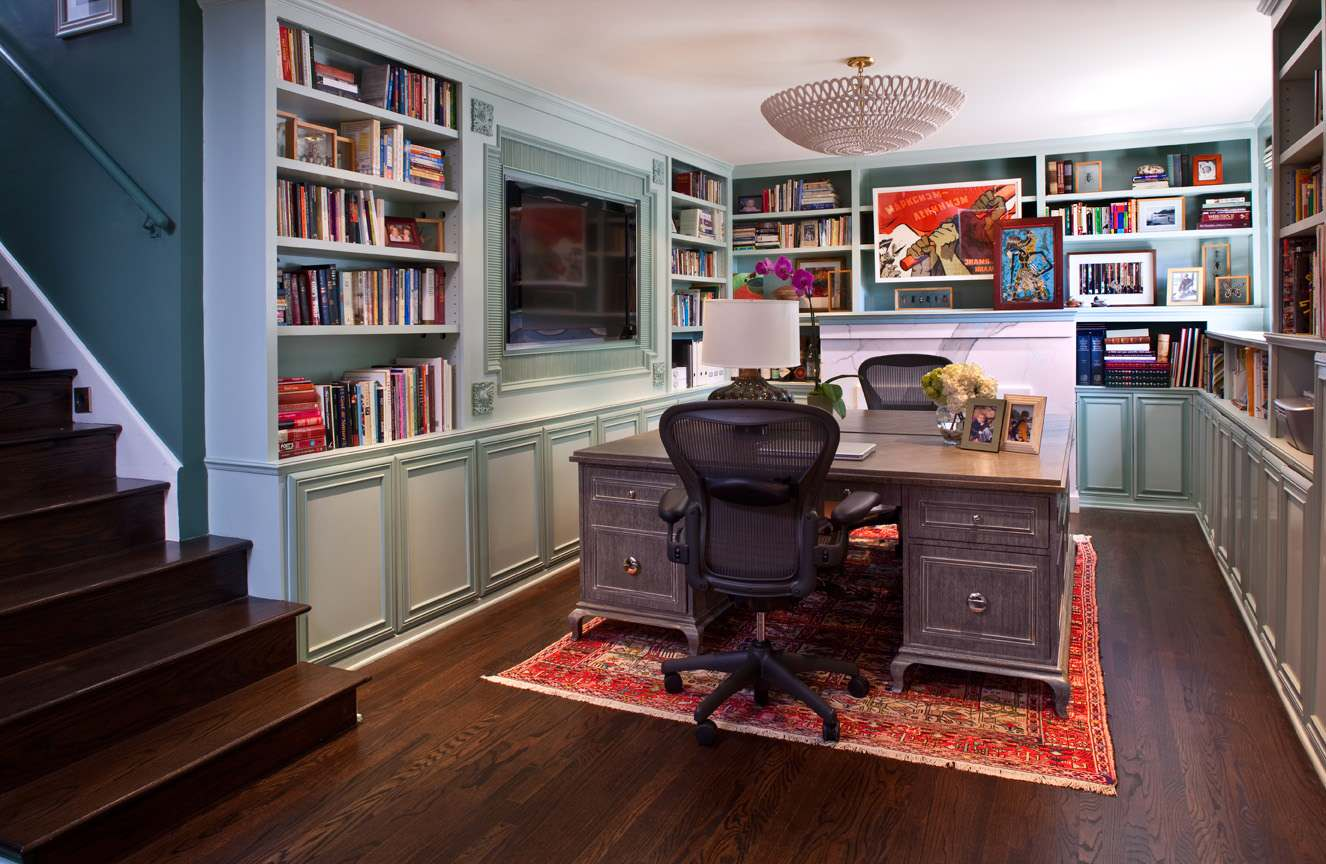 Basement-Office Electric Standing Desks: Which Type Is the Right One for Your Home Office?