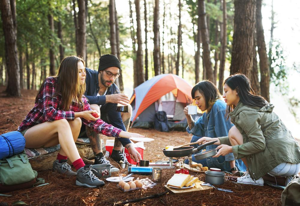 Pack-And-Store-Food-Safely Are You a First-time Camper? These Tips Will Help You Stay Safe