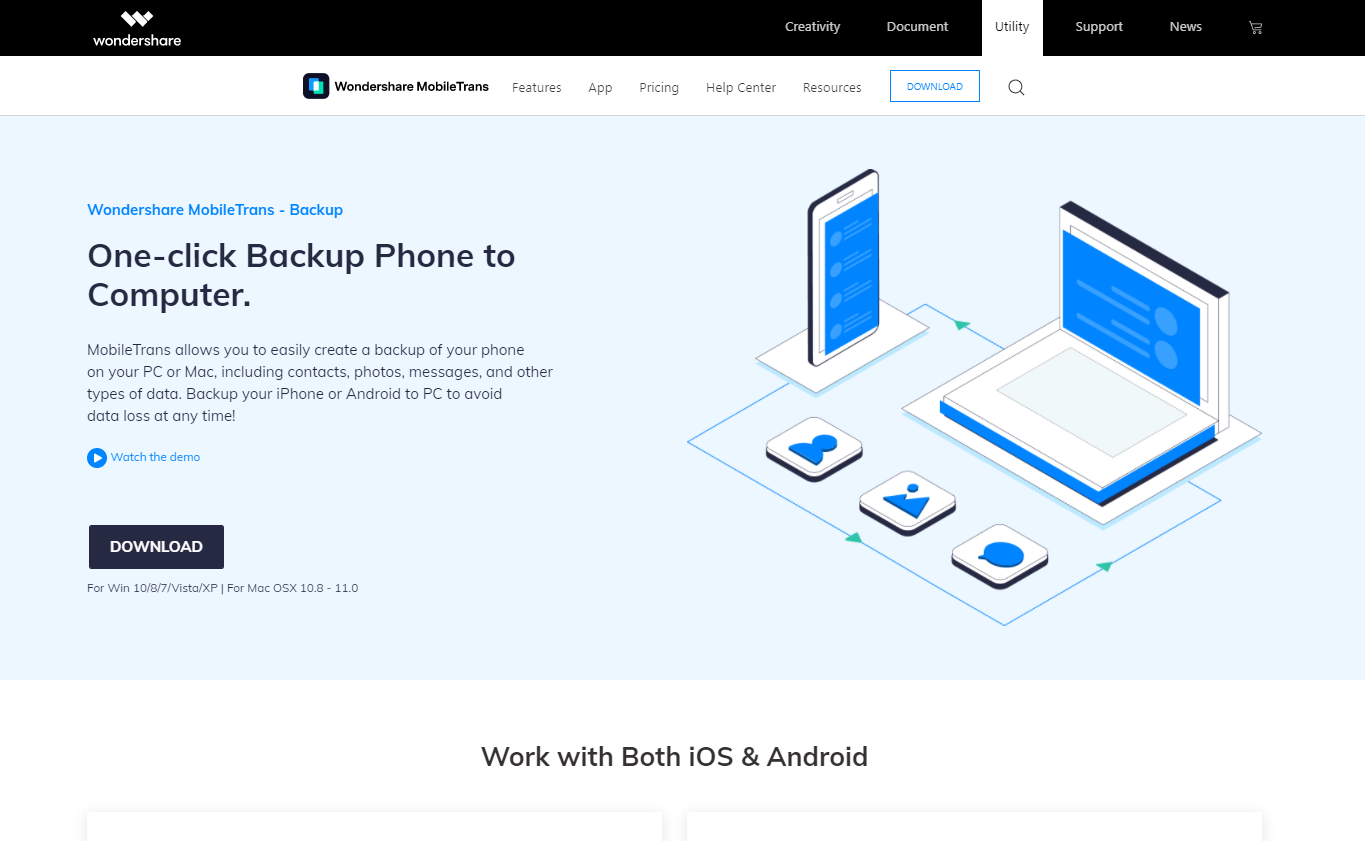 WhatSapp-backup-and-restore-feature MobileTrans Software Review - Does Wondershare MobileTrans work?