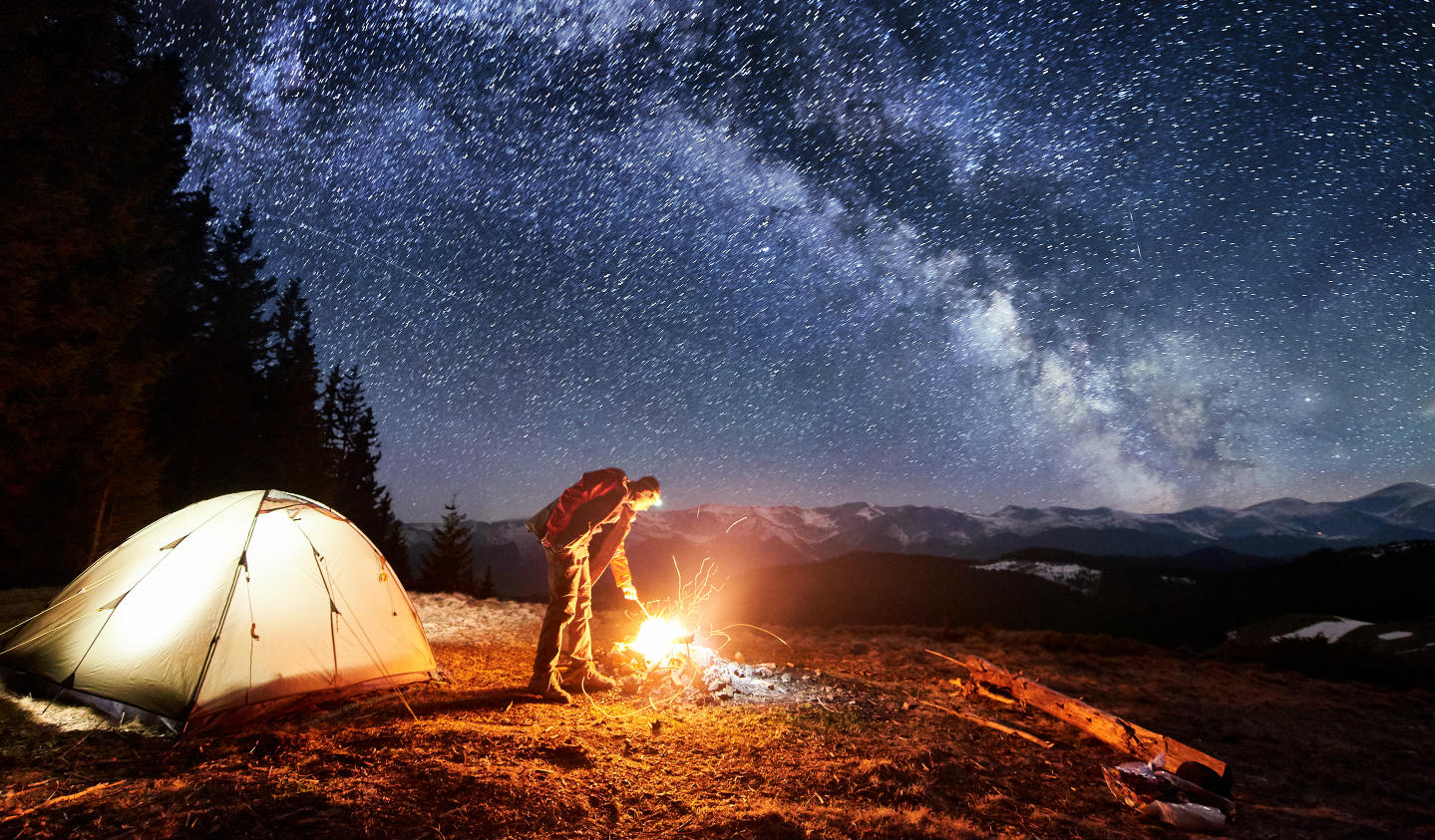 fire-for-camping Are You a First-time Camper? These Tips Will Help You Stay Safe