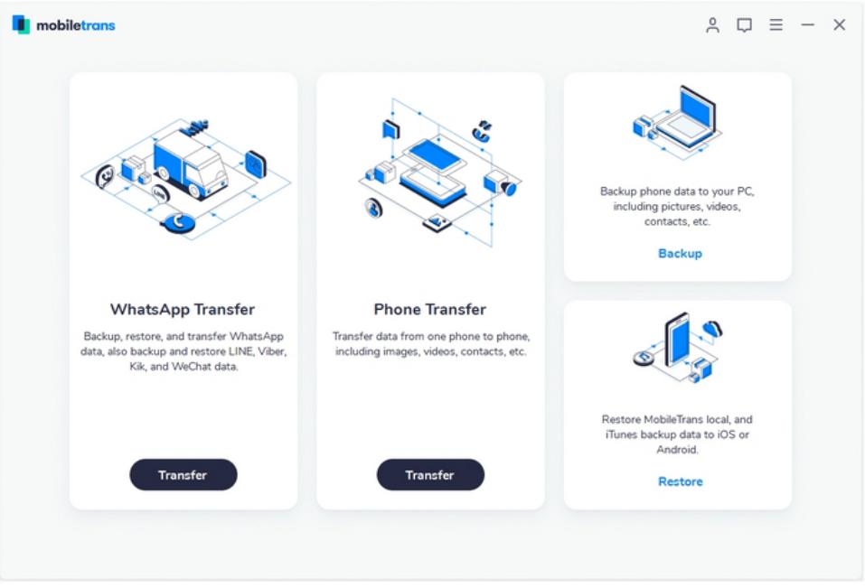 phone-transfer MobileTrans Software Review - Does Wondershare MobileTrans work?