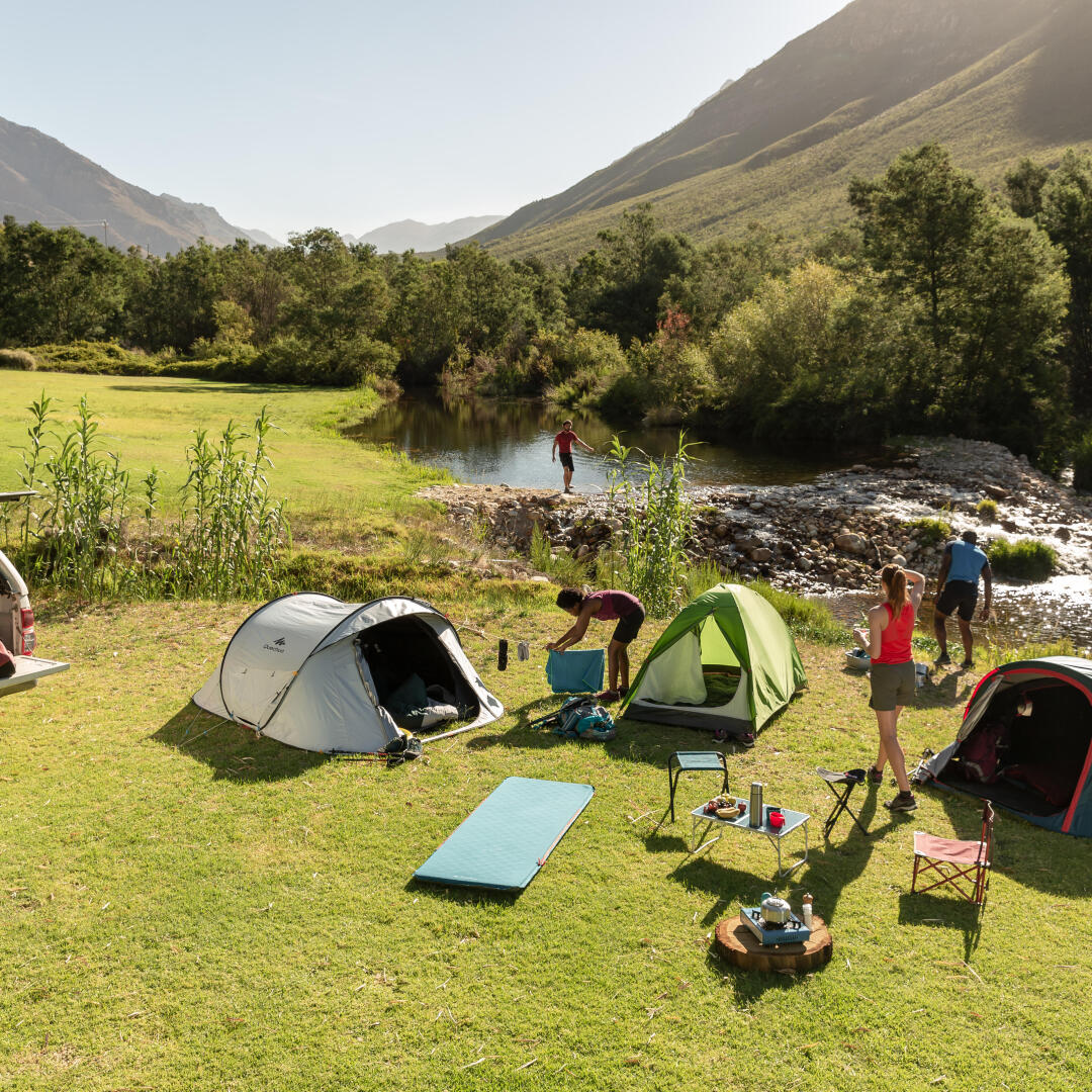 tent Are You a First-time Camper? These Tips Will Help You Stay Safe