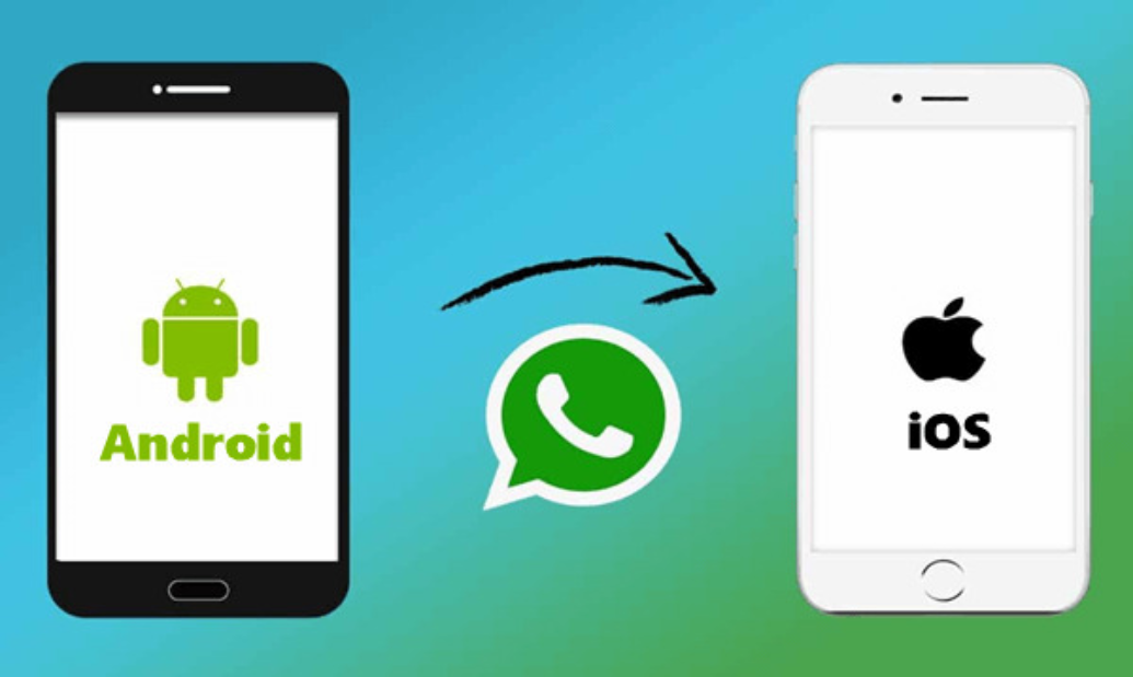 transfer-WhatSapp-from-android-to-iPhone MobileTrans Software Review - Does Wondershare MobileTrans work?