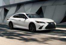 2021 Lexus ES AWD