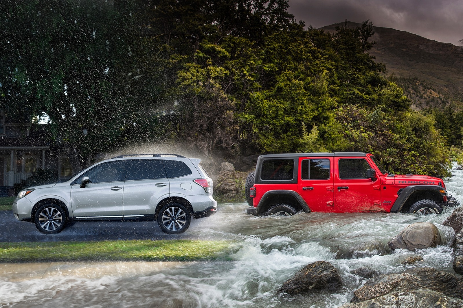AWD-and-4WD Why All-Wheel Drive is Often a Better Choice Than Four-Wheel Drive
