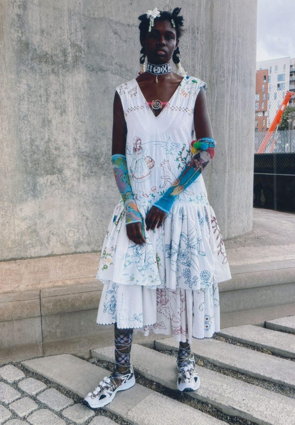 Chopova-Lowena-spring-2021-1-1024x1476 Top 10 Fashion Brands Rising in 2021