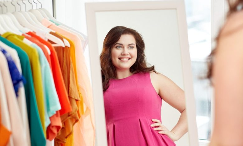 Dressing Well When You're Overweight