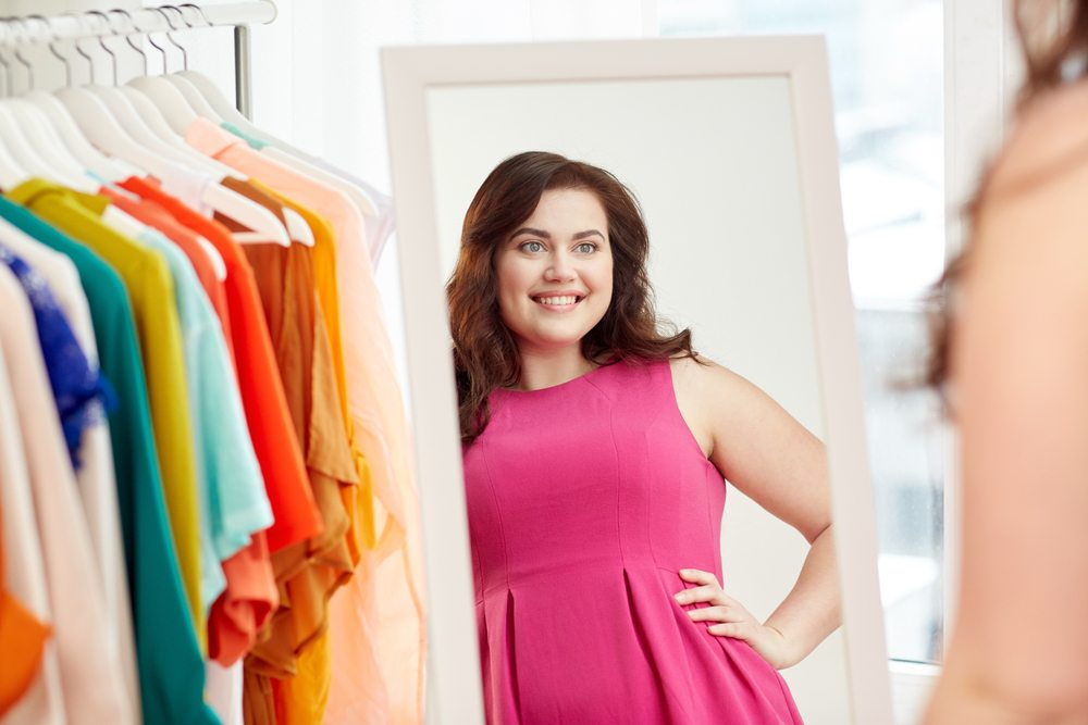 Dressing-Well-When-Youre-Overweight-1 10 Secrets of Dressing According to Body Type