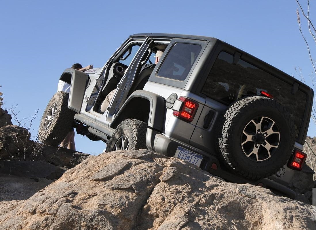 Four-Wheel-Drive Why All-Wheel Drive is Often a Better Choice Than Four-Wheel Drive