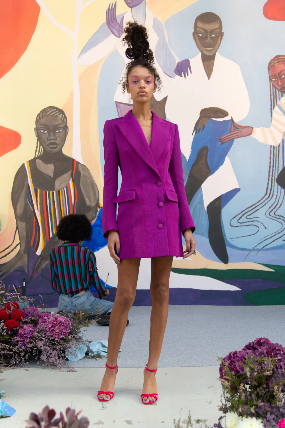 Kenneth-Ize-spring-2021 Top 10 Fashion Brands Rising in 2021