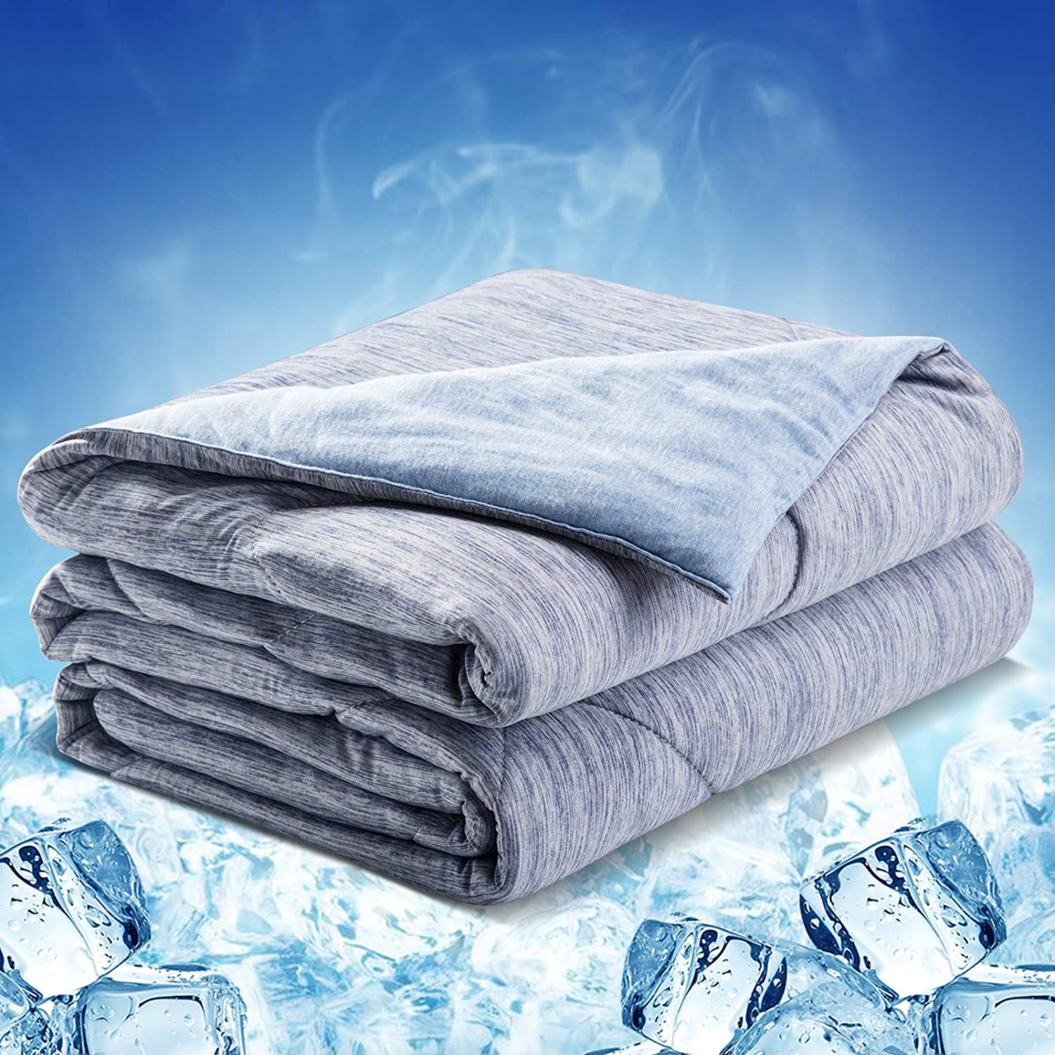 Luxear-Arc-chill-Cooling-Comforter Buy Luxear Arc-Chill Cooling Bedding for Hot Sleepers