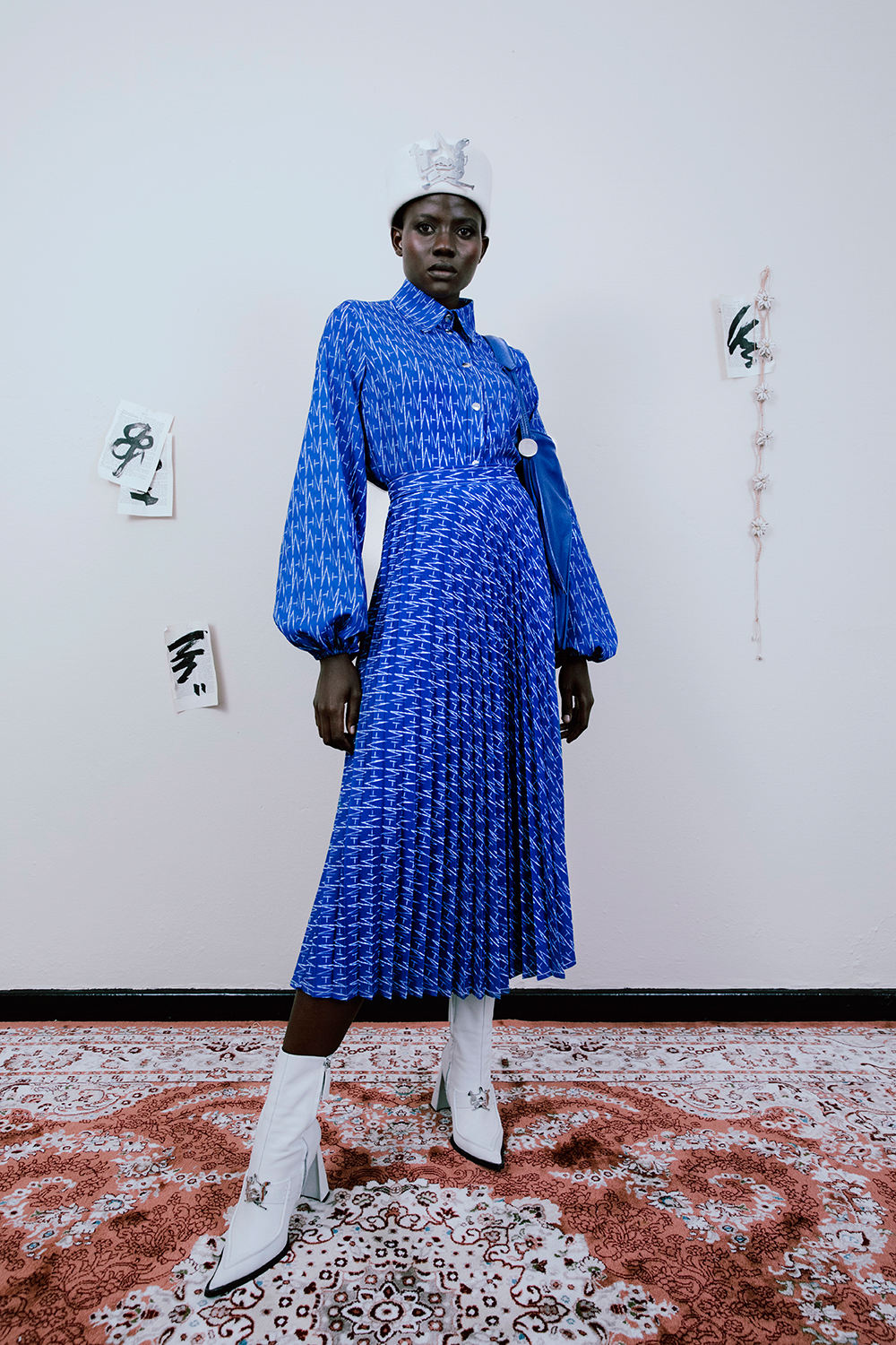 Thebe-Magugu-2021. Top 10 Fashion Brands Rising in 2021