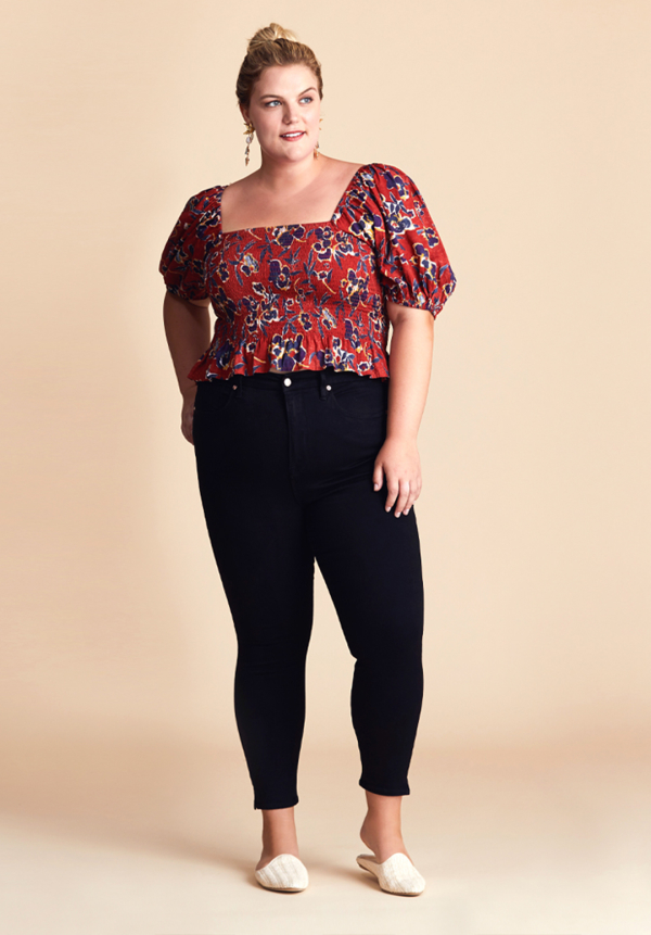 apple-shaped-body 10 Secrets of Dressing According to Body Type