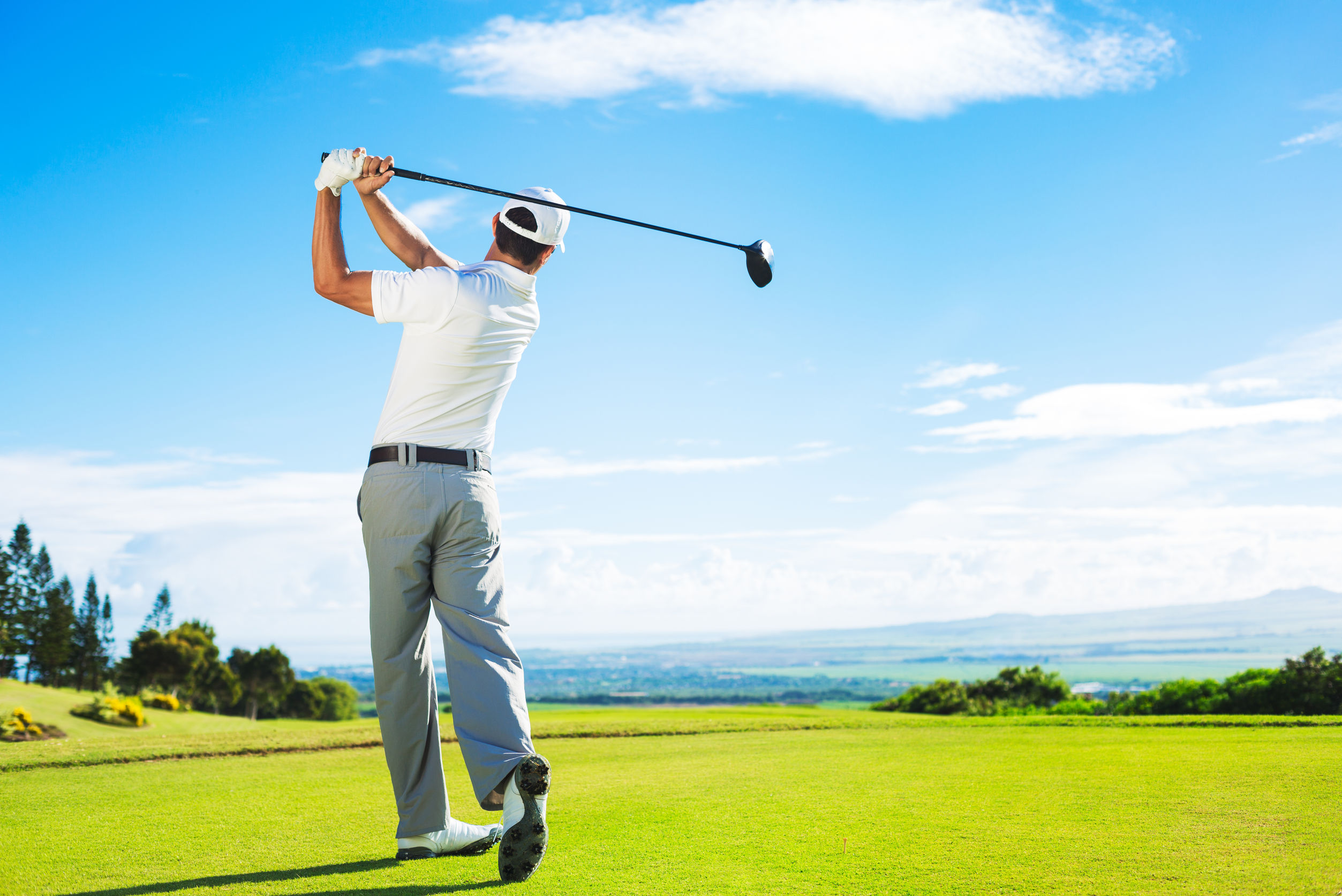 Golf-Sport 3 Great Ways to Spend More Time Outdoors This Summer