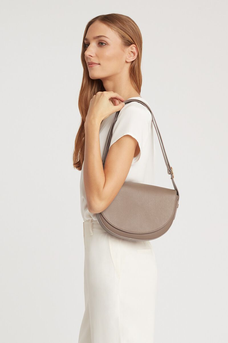 Crescent-Shaped-bag Top 10 Latest Bag Trends Expected to Boom in 2021/2022