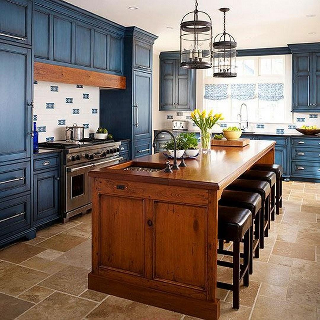 Modern-rustic-kitchen Chic Kitchen Theme Ideas to Transform Your Cooking Space