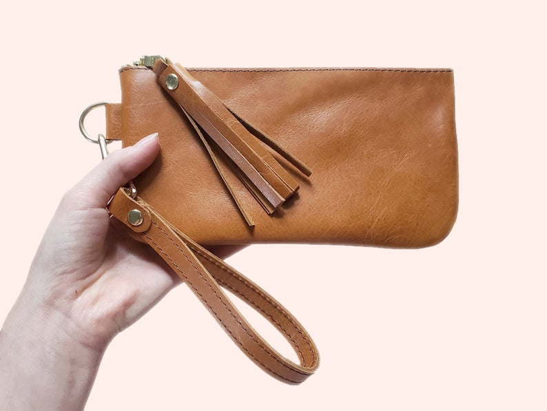Studio-or-Pouch-Leather-Clutch Top 10 Latest Bag Trends Expected to Boom in 2021/2022