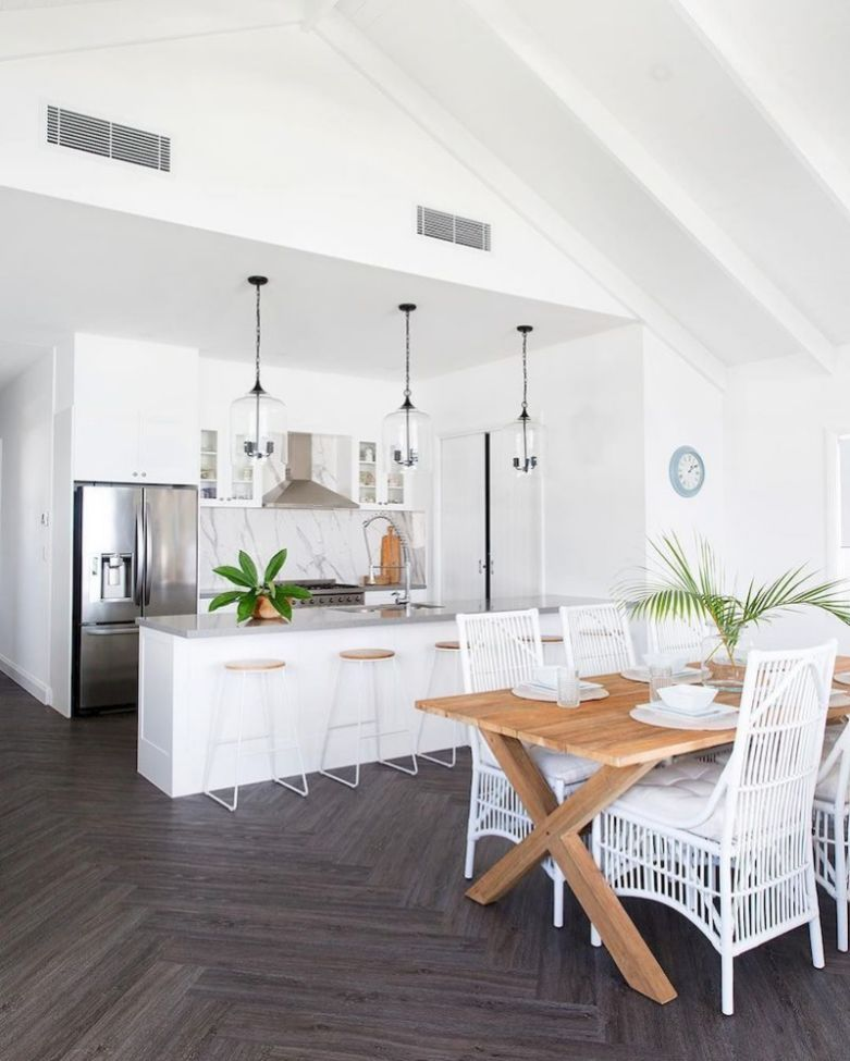 Tropical-paradise-kitchen Chic Kitchen Theme Ideas to Transform Your Cooking Space