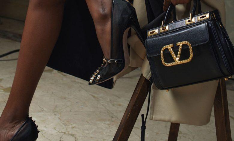 Valentino Garavani's collection