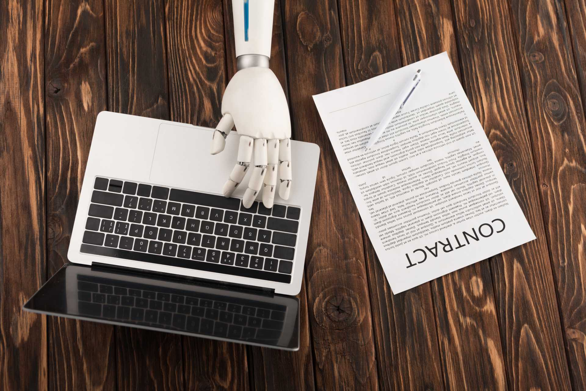 artificial-intelligence Make Your Contracts More Efficient with AI