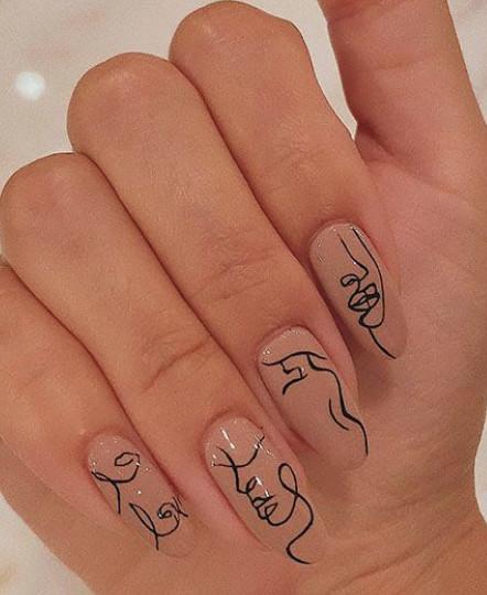 2021-08-23_032601 +45 Glamorous Gel Nail Designs for all Skin Tones