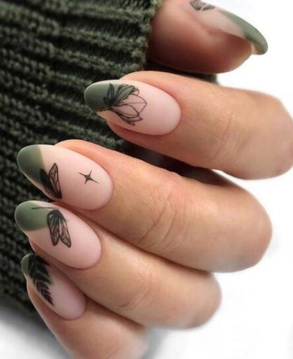 2021-08-23_032853 +45 Glamorous Gel Nail Designs for all Skin Tones