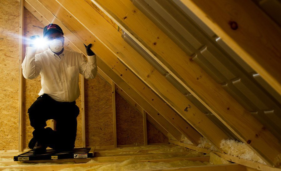 Attic-Inspection 6 Things You Should Do to Secure Your Attic