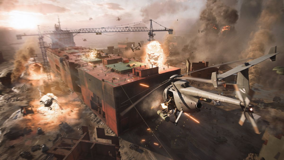 BF4 Preparing for Battlefield 2042? Here are 5 HUGE Tips for BF4