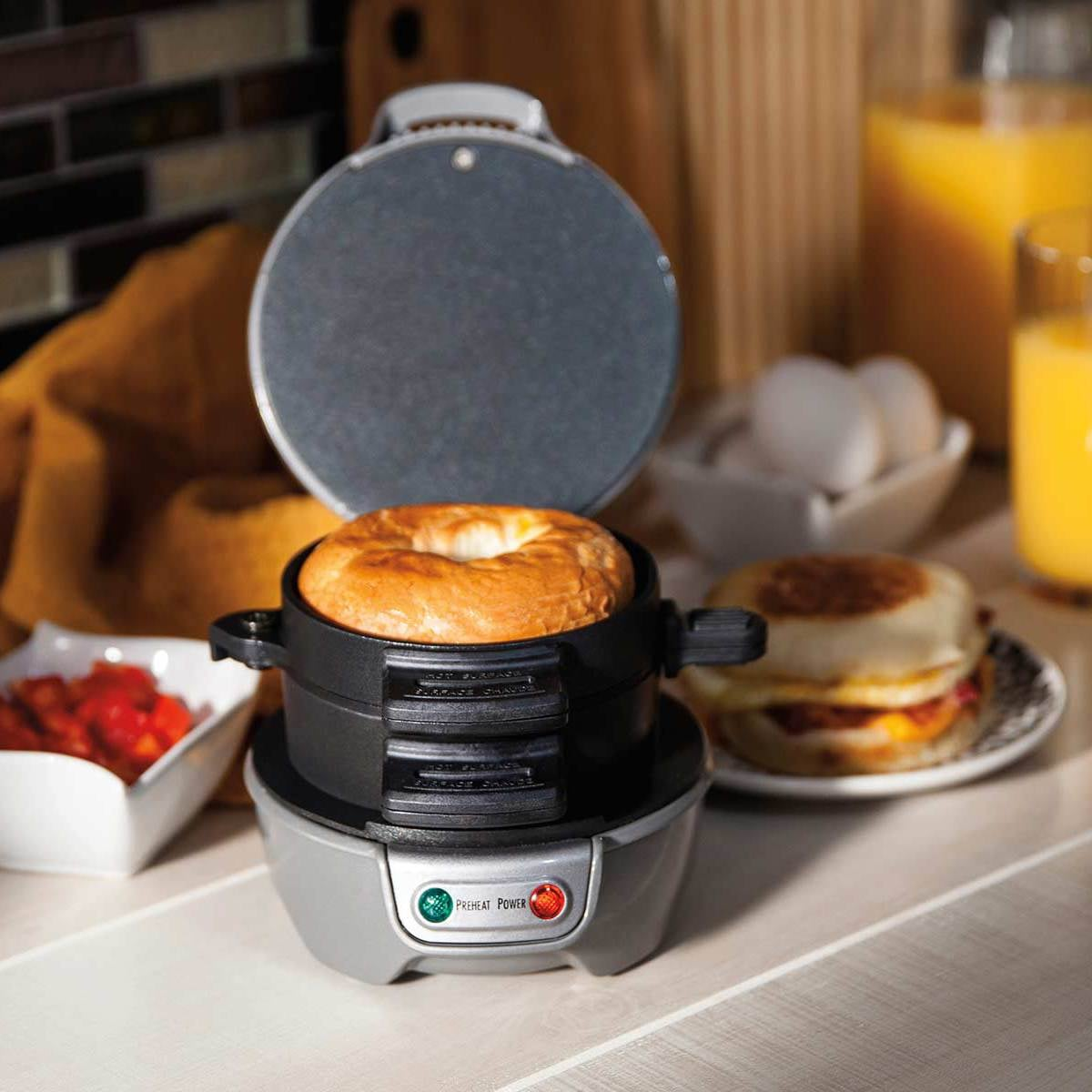 Breakfast-Sandwich-Maker 25+ Best Brother Gift Ideas to Give on His Birthday 2020/2021