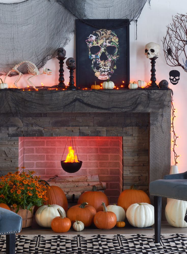 Halloween-Focal-Point Tips for Making Your Home Stand Out This Halloween