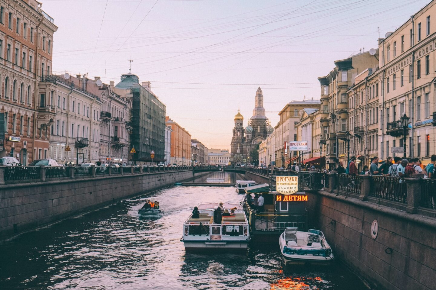 Venice-of-the-North Why You Should Visit St Petersburg, Russia