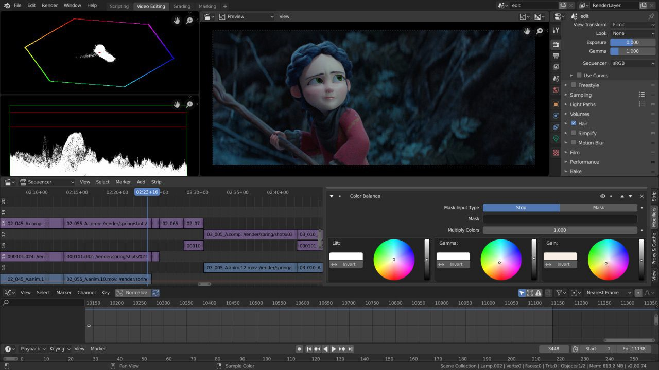 adding-music Main Steps to Ensure Quality While Creating Successful Animation Videos