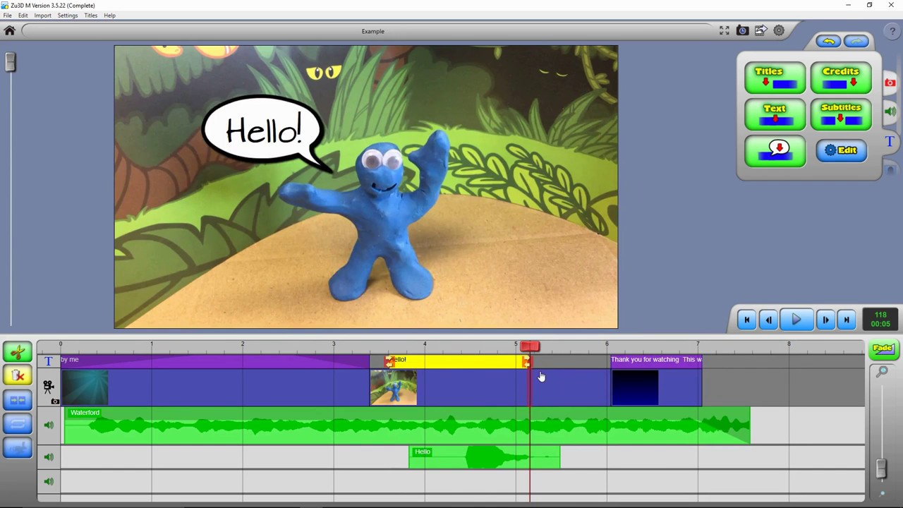 adding-subtitles Main Steps to Ensure Quality While Creating Successful Animation Videos