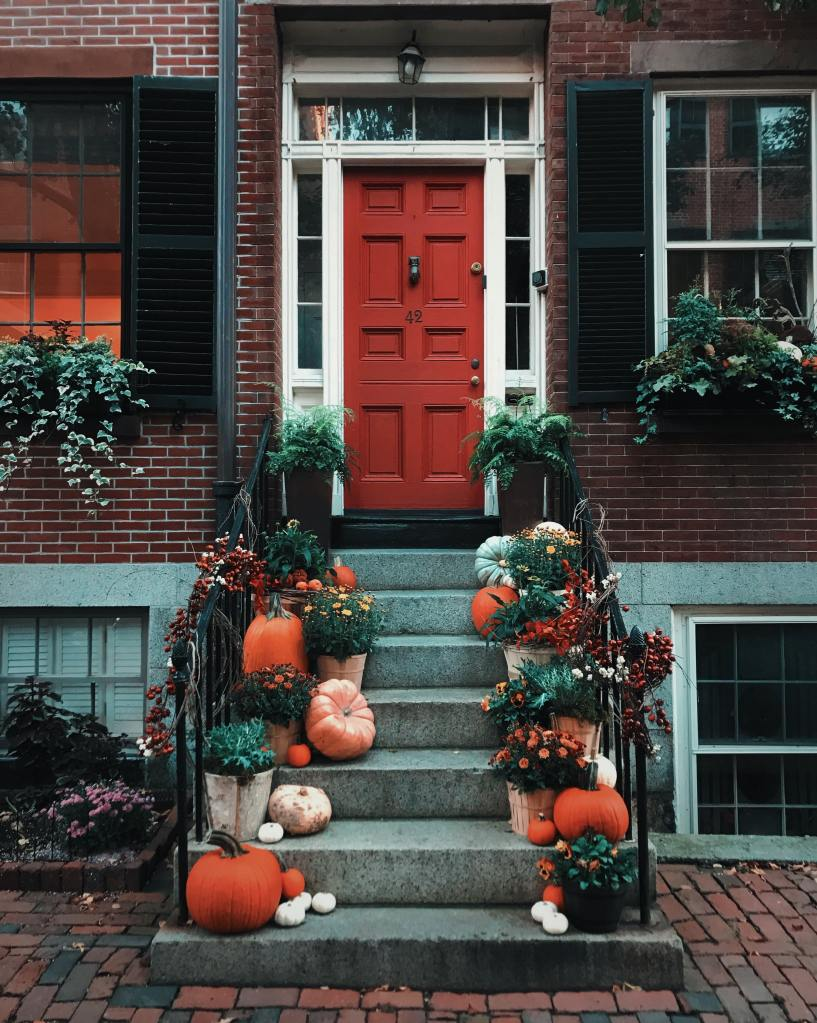 pumpkin-and-candy-corn Tips for Making Your Home Stand Out This Halloween