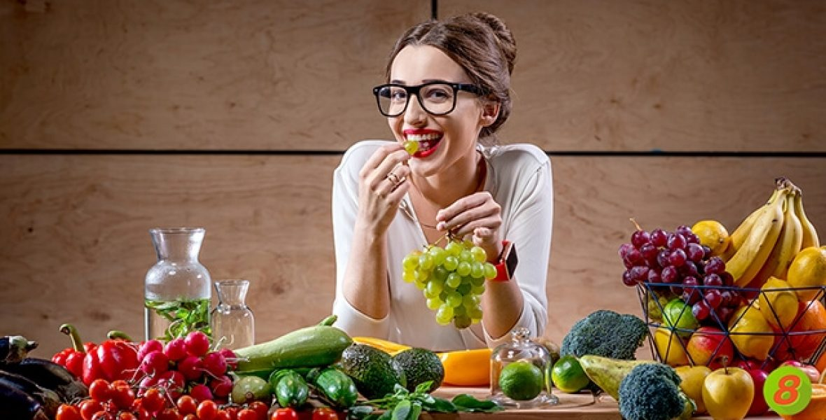 skin-beautifying-foods How Food Affects Our Skin: Diseases and Treatment