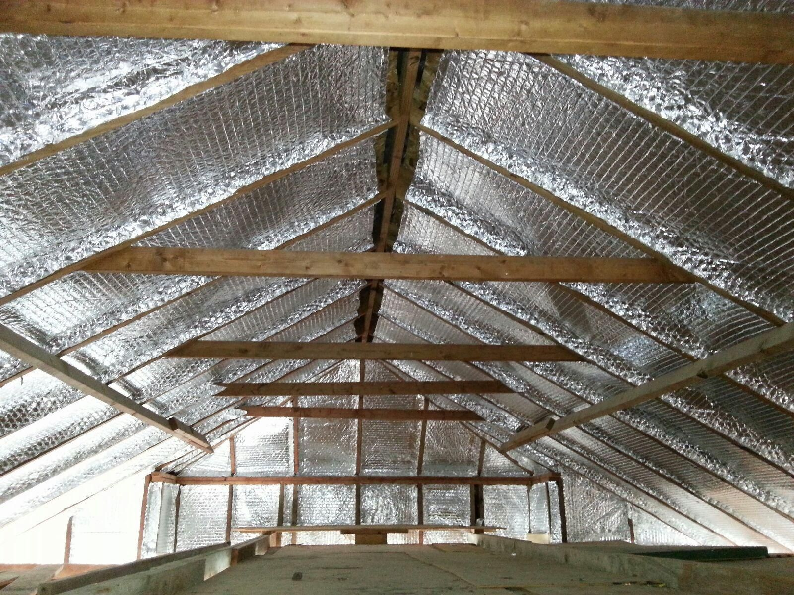 use-radiant-barrier-inside-or-outside-for-Your-Attic 6 Things You Should Do to Secure Your Attic