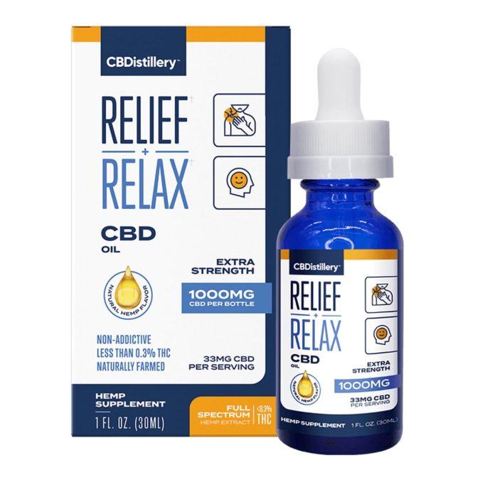 CBDistillery-Full-Spectrum-CBD-Tincture-675x675 5 Best CBD Tinctures for Anxiety