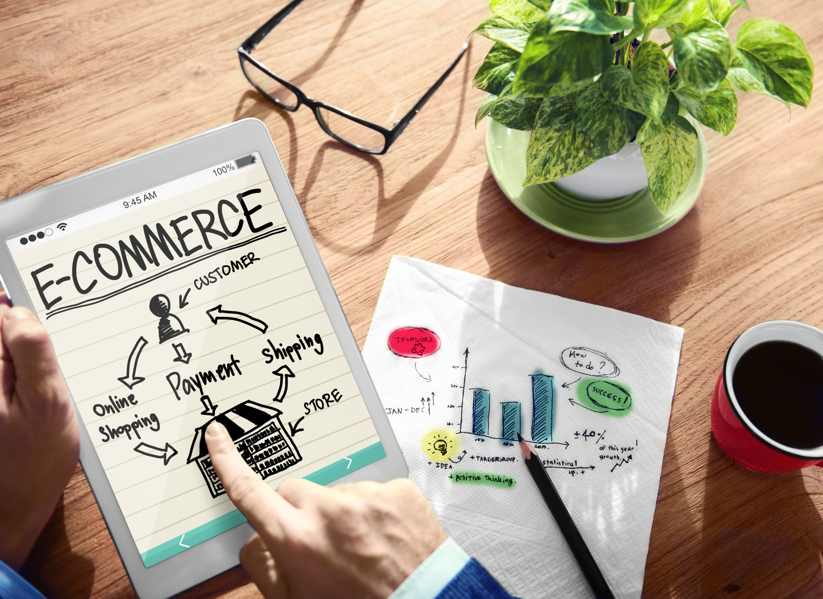 Ecommerce-Business How To Start an E-Commerce Business Without a Large Investment