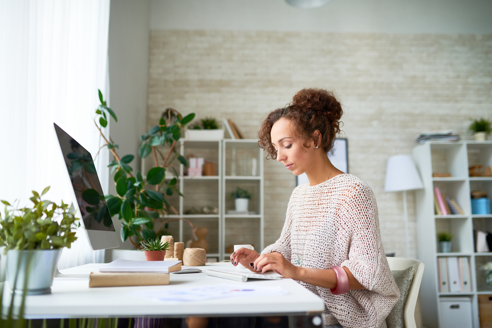 Working-Space-at-Home Succeed with an Online Education: Your Guide for 2021 and Beyond